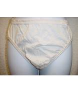 Jockey Seamfree Cotton Panty 7/Large Ivory SP-Slightly Imperfect Lot of... - $13.99