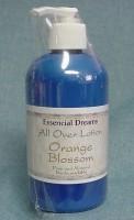 Orangeblossom lotion