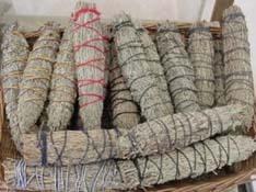 Basket desertsage bundles