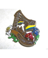 Nebelhorn 2224m Cableway Cable Car Germany Pin / Brooch - $6.79