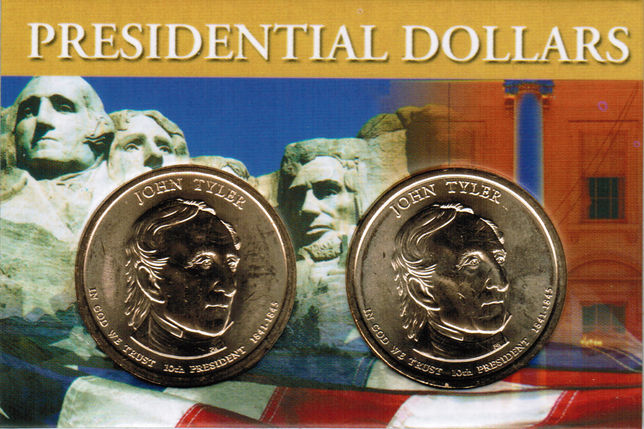 "Zachary Taylor Presidential Dollars US Mint  /""New/"" 2009 P+D+S 3 Coin Set"