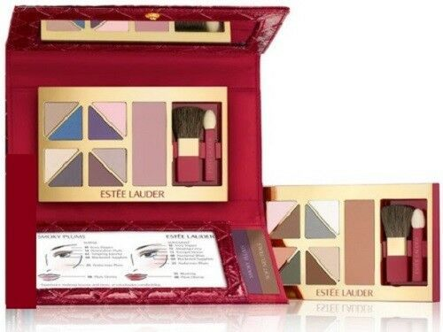 Primary image for Estee Lauder Pure Color Eyeshadow Blush Bronzer Deluxe Eye Cheek palette choose