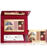Estee Lauder Pure Color Eyeshadow Blush Bronzer Deluxe Eye Cheek palette... - $30.99