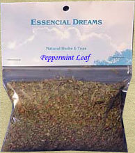 Peppermint 1 oz Organic Herbs