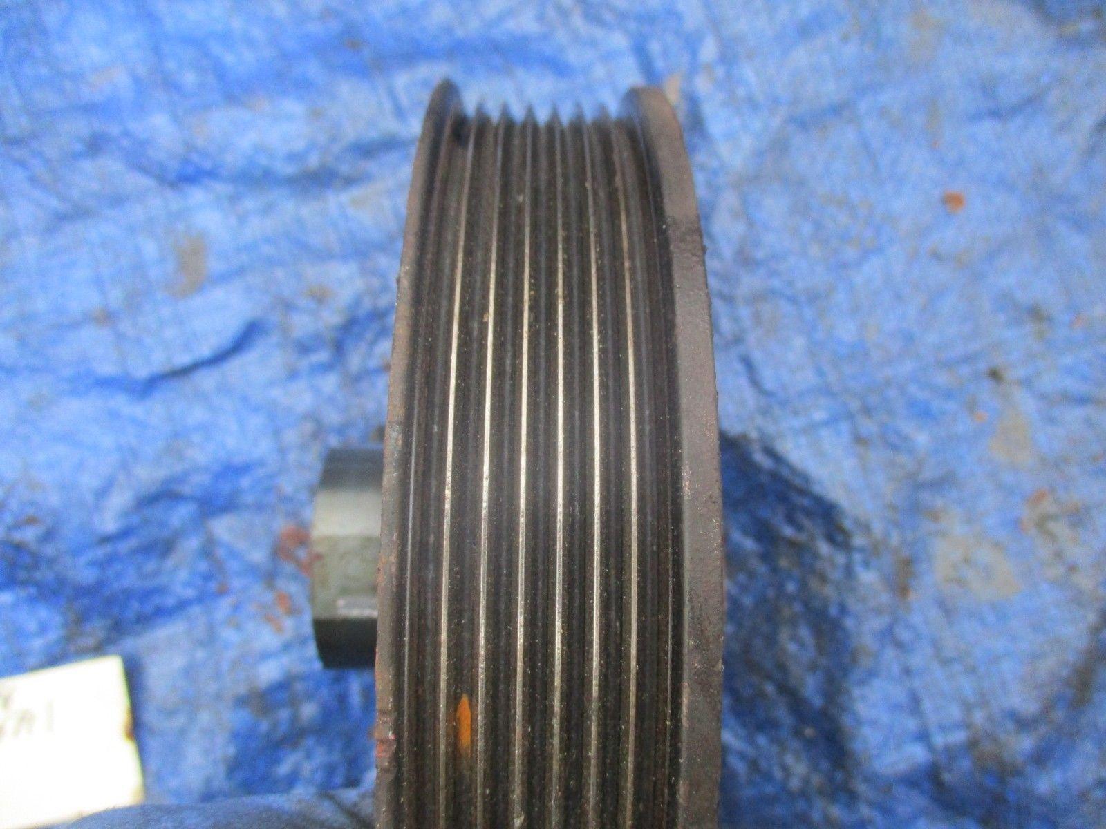 06-09 Honda Civic R18A1 VTEC crankshaft pulley OEM engine motor R18 crank RNA 2