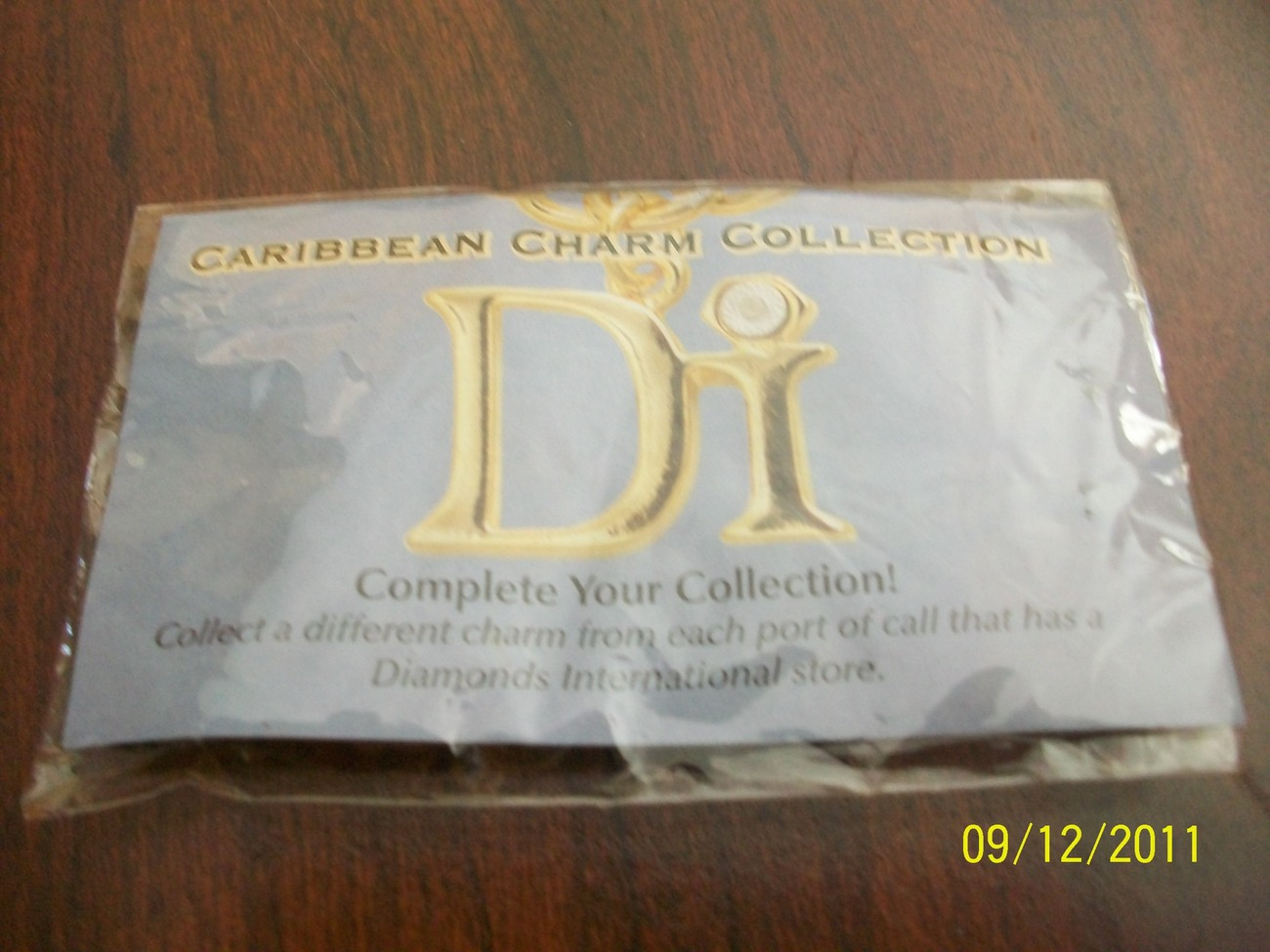 Diamond International Caribbean Charm Collection Bracelet in
