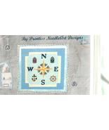 Nautical Nostalgia cross stitch chart Prentiss Needlearts  - $3.00