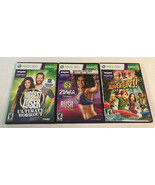 The Biggest Loser Ultimate Workout & ZUMBA Fitness RUSH Xbox 360 Kinect ... - $9.99