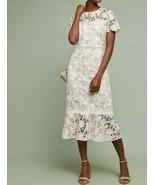 Anthropologie Shoshanna Beaulieu Loren Lace Dress $440 - NWT - $144.49