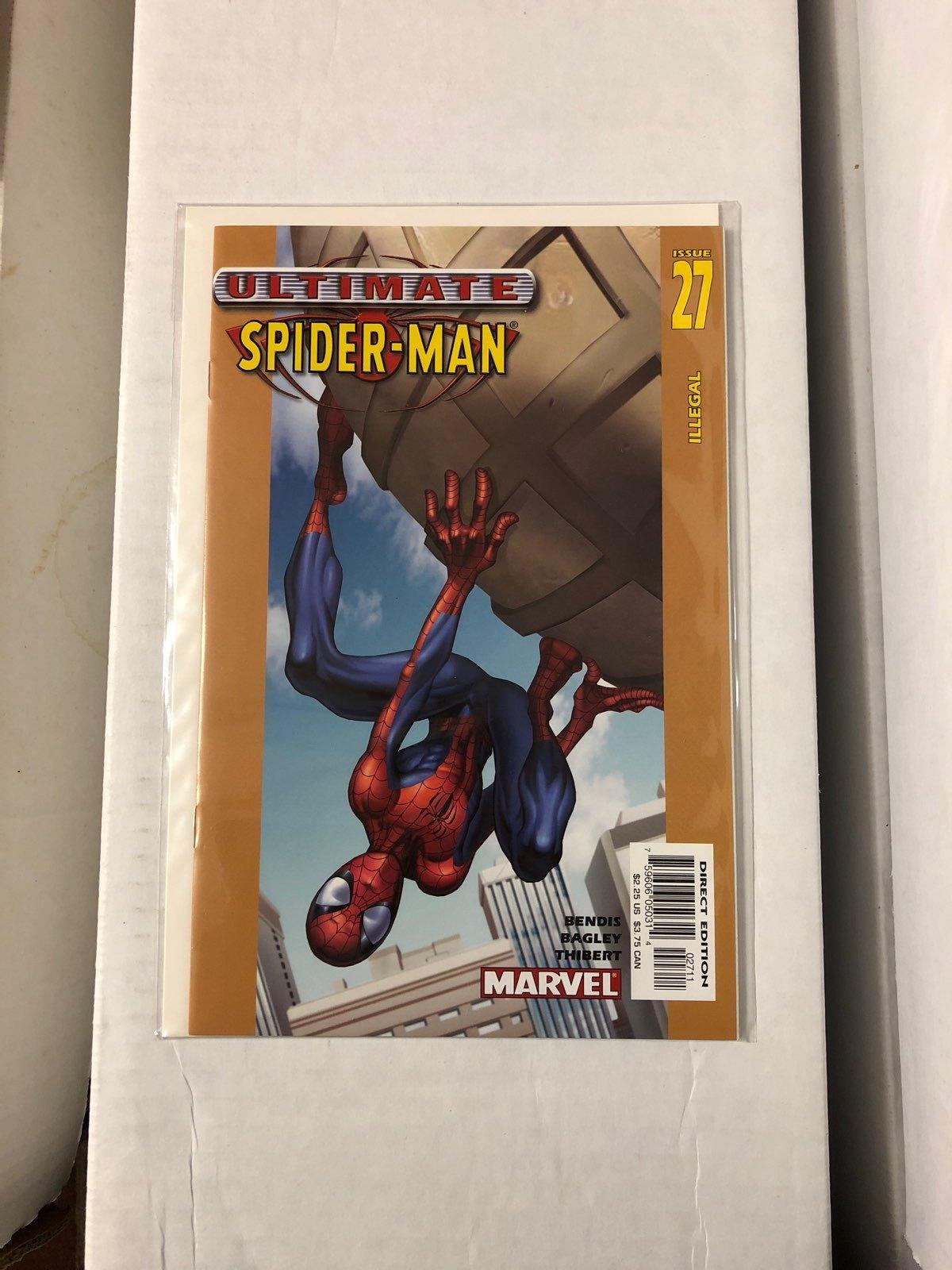 Ultimate Spider-Man #27