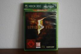 Resident Evil 5 - XBOX360 Game PAL - English Version - $14.84
