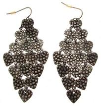 Drop Earrings Heart Earrings Statement Earrings Fashion Earrings 13491  - $11.70