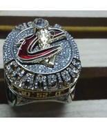 Lebron James Championship Ring Cleveland Cavs 2016 World Chamions 8-14 - $20.00