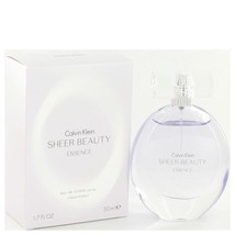 Sheer Beauty Essence by Calvin Klein Eau De Toilette Spray 1.7 oz for Women - $33.99