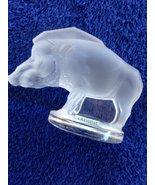 Lalique Wild Boar - $99.95
