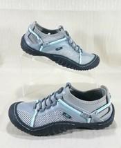 JBU by Jambu Tahoe Max Water Ready Slip On Sneakers Womens Size 6.5M Gray & Blue - $37.39