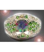 $907 HAUNTED RING ANGEL DIVINE CONNECTIONS EXTREME MYSTICAL TREASURE MAGICK - $129,077.77