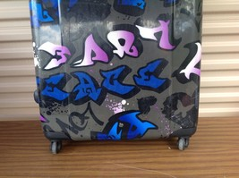 """iT Luggage Mr. Xiang design  wheeled pull handle 30' x 21"""" x 12"""" bright ... - $39.00"""