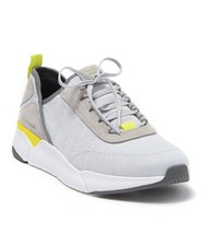 Cole Haan Men's Grandsport Knit Trainer Athletic Shoe Quiet Shadow Nimbu... - $78.12