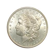 1882 CC Morgan Silver Dollar - Gem BU / MS / UNC - $247.45