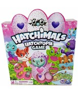 Hatchimals - Hatchtopia 2 Board Game W/ 2 Mystery Eggs - New Free Shipping - $24.74