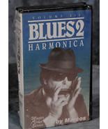 Blues2 Harmonica Volume 3 (1992, VHS) New - $5.00