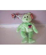 Ty Beanie Baby Birthday August Celebration Bear - $5.99