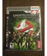 RARE Ghostbusters: The Video Game (Sony PlayStation 3, 2009) Rated T NIP... - $71.27