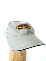 Tan Maui Sunset Ball Cap Hat By Hawaiian Headwear Fitted Hat Medium Large - $14.00