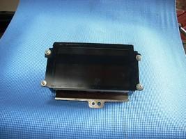 2013 NISSAN MAXIMA INFO GPS SCREEN 280909DA0A