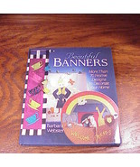 Beautiful Banners HB Book, Barbara Webster, 70 designs  - $5.95