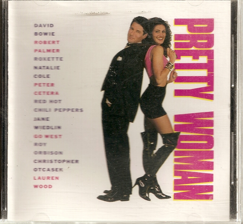 CD--Pretty Woman by Original Soundtrack