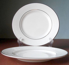 Vera Wang by Wedgwood Blanc Sur Blanc Set of 2 ... - $21.90