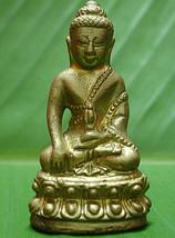 "Pendant statue buddhist ""PraKring"" ThaiAmulet BE2550 - $399.00"