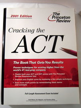 Cracking the ACT 2001 Princeton Review Study Aid image 1