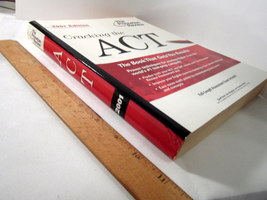Cracking the ACT 2001 Princeton Review Study Aid image 3