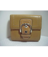 Coach Brown leather Wallet Good Condition - $20.00