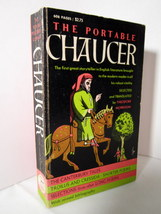 The Portable Chaucer by Theodore Morrison, Canterbury Tales and others image 1