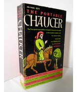 The Portable Chaucer by Theodore Morrison, Canterbury Tales and others - $3.00