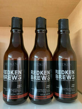 Redken Brews 3 in 1 Shampoo, Conditioner, And Body Wash 10oz (3 PACK) - $25.99