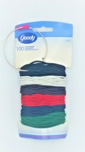 GOODY - Women's muticolored metal banded, ponytailer hairties - $7.25