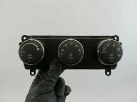#6313H Chrysler 200 11 12 13 14 Oem Dash Temp Ac Heat Air Climate Control Switch - $49.00