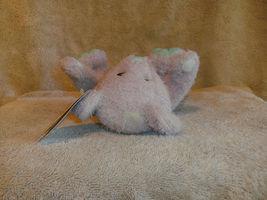 "Enesco Precious Moments Sharing Bear Plush New  Purple 6"" Stuffed Animal Toy image 8"