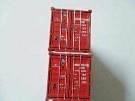 Jacksonville Terminal Company # 205383 MAGELLAN (MAGU) 20' Standard Container image 2