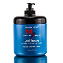 Mediceuticals Therapro Dual Therapy Anti Aging Scalp & Hair Mask Masque 33.8oz - $66.00