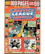 Justice League of America Comic Book #111, DC Comics 1974 FINE+ - $24.11