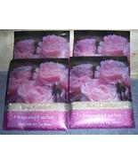 Rose Garden Fragranced Sachet Packets 4 Packages New Never Used - $5.00