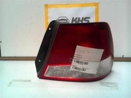 00-02 ACCENT Passenger Tail Light Quarter Panel Mounted Sedan Fits  5765 - $94.67