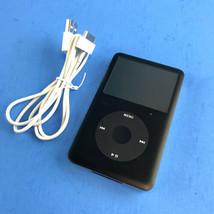 Apple iPod Classic 7th Generation A1238 Black 160GB #U1601 - $118.57