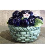 Icing On The Cake, Blueberry Trinket Holder, Je... - $20.00